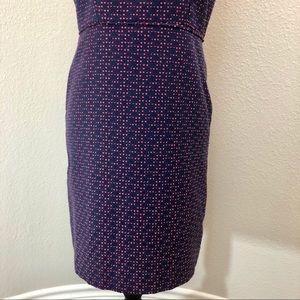 LOFT Dresses - Ann Taylor Loft Patterned Sheath Dress